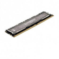 Crucial RAM Memory Ballistix Sport DDR4 8 GB PC4-21300 2666 MHz Grey