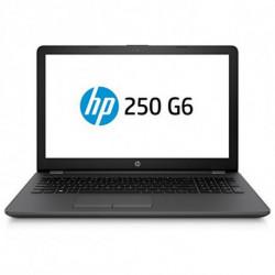 HP 250 G6 Nero Computer portatile 39,6 cm (15.6) 1366 x 768 Pixel Intel® Core™ i3 di settima generazione i3-7020U 8 GB 3VK27EA