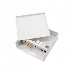 NANOCABLE Connection Box for an Interactive Whiteboard 10.35.0003 White