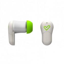 Energy Sistem Casques Bluetooth avec Microphone Style 6 True Wireless Blanc