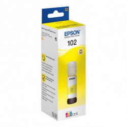 Epson 102 EcoTank Cyan ink bottle C13T03R240