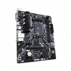 Gigabyte B450M S2H (rev. 1.0) carte mère Emplacement AM4 Micro ATX AMD B450 GAB45MS2H-00-G