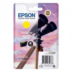 Epson 502 Original Amarelo 1 peça(s) C13T02V44010