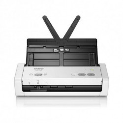 Brother ADS-1200 scanner 600 x 600 DPI Scanner ADF Preto, Branco A4