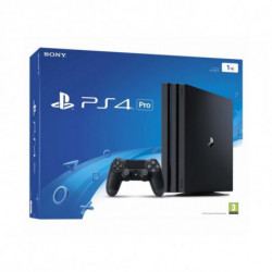 Sony PlayStation 4 Pro 37067 1 TB Schwarz