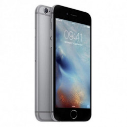 Apple Smartphone iPhone 6 4,7 64 GB LED (A+) (Reconditionnés) Blanc/Argenté