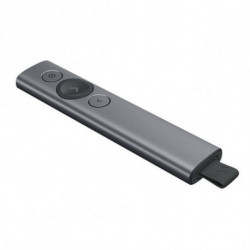 Logitech Spotlight apuntador inalámbricos Bluetooth/RF Oro 910-004862