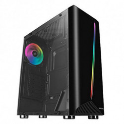 Mars Gaming MCX carcasa de ordenador Torre Negro