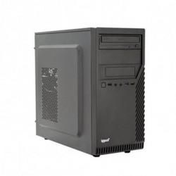 iggual PC de Sobremesa PSIPCH401 i3-8100 4 GB RAM 1 TB HDD Negro