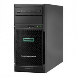 HPE Server tower ProLiant ML30 Gen10 Xeon E-2124 8 GB RAM LAN Nero