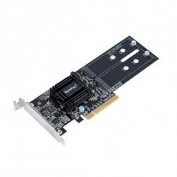 Synology Adaptateur pour Disque Dur M2D18 M.2 SSD