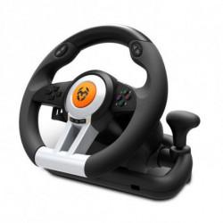 Krom Volant pour voiture de course NXKROMKWHL USB Noir