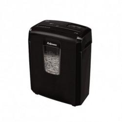 Fellowes Trituradora de Papel Micro-Corte 8Cd 14 L 4 x 35 mm Preto