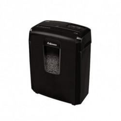 Fellowes Trituradora de Papel Micro Corte 8MC 14 L 3 x 10 mm Negro