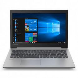 Lenovo IdeaPad 330 Gris, Platino Portátil 39,6 cm (15.6) 1366 x 768 Pixeles 6ª generación de procesadores Intel® Core 81DC00MJSP