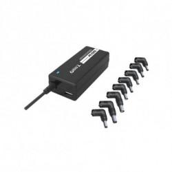 TooQ TQLC-65BS02AT adaptateur de puissance & onduleur Intérieur 65 W Noir