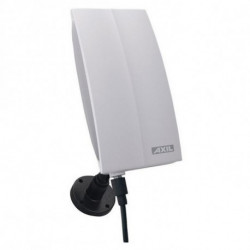 Engel Antena para Exteriores AN0264L TDT 46 dB (V/UHF) Blanco