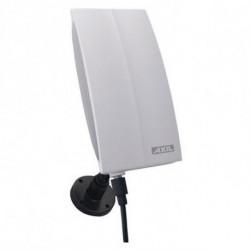 Engel Antenne Extérieure AN0264L TDT 46 dB (V/UHF) Blanc
