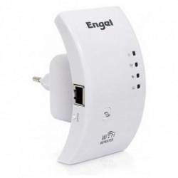 Engel Repetidor Wifi PW3000 2.4 GHz 54 MB/s Blanco