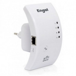 Engel Wi-Fi repeater PW3000 2.4 GHz 54 MB/s White
