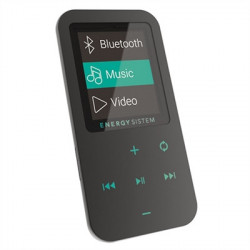 Energy Sistem Riproduttore MP4 426461 Touch Bluetooth 1,8 8 GB Nero