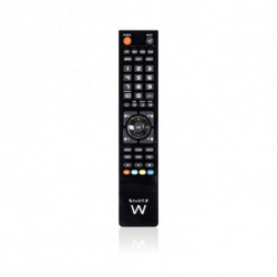 Ewent EW1570 remote control DTT,DVD/Blu-ray,Projector,SAT,STB,Soundbar speaker,TV,Universal,VCR Press buttons