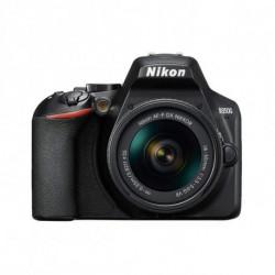 Nikon Digitale SLR Kamera D3500 24,2 MP Full HD SD Bluetooth Schwarz