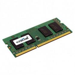Crucial RAM Memory CT51264BF160BJ 4 GB DDR3 PC3-12800