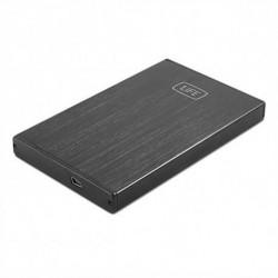 1LIFE Externe Box 1IFEHDVAULT 2,5 Schwarz USB 2.0