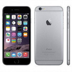 Apple Smartphone Iphone 6 4,7 1 GB RAM 32 GB (Reconditionnés) Gris
