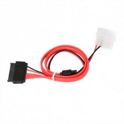 GEMBIRD Câble SATA CC-SATA-C2 Rouge