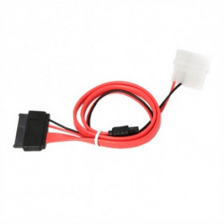 GEMBIRD SATA-Kabel CC-SATA-C2 Rot