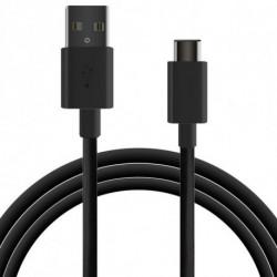 Cabo USB-C para USB 1 m Preto