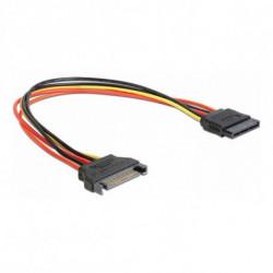 GEMBIRD Cable Alimentación SATA CC-SATAMF-01 (35 cm)
