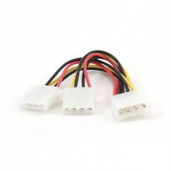 GEMBIRD Cable Alimentación SATA CC-PSU-1 (15 cm)