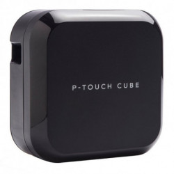 Brother CUBE Plus Etikettendrucker Wärmeübertragung 180 x 360 DPI Verkabelt & Kabellos PT-P710BT