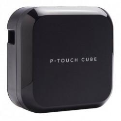 Brother CUBE Plus impressora de etiquetas trasferência termal 180 x 360 DPI Com fios e sem fios PT-P710BT