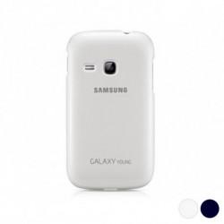 Samsung Funda para Móvil Galaxy Young S6310 Azul
