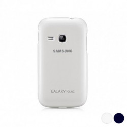 Samsung Funda para Móvil Galaxy Young S6310 Blanco