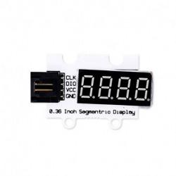 7 Segments and 4 Digits Display Module 5V
