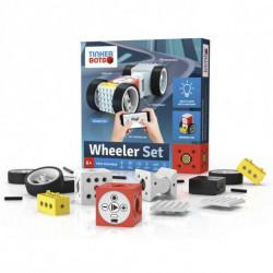 Tinkerbots Kit di Robotica Wheeler
