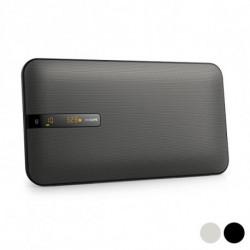 Philips Micro-Hi-Fi-System BTM2660/12 Bluetooth LED FM 20W Weiß BTM2660W/12