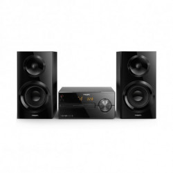 Philips BTM2560/12 home audio set Home audio micro system Black 70 W