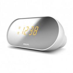 Philips AJ2000/12 radio Orologio Digitale Bianco