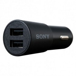 Sony CP-CADM2 mobile device charger Auto Black
