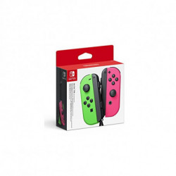 Nintendo Gamepad Wireless Joy-Con Verde Rosa