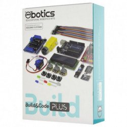 Kit de Electrónica Build & Code Plus