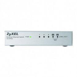 Zyxel ES-105A Non-géré Fast Ethernet (10/100) Argent ES-105AV3-EU0101F