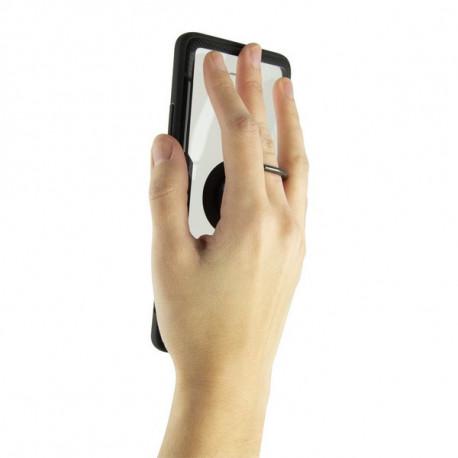Gehäuse mit Ring Huawei Mate 20 Pro Durchsichtig