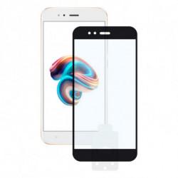 Bildschirmschutz aus Hartglas fürs Handy Xiaomi Mi A1 Extreme 2.5D